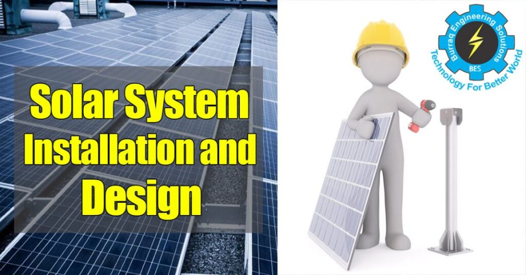 Solar System Installation training in lahore