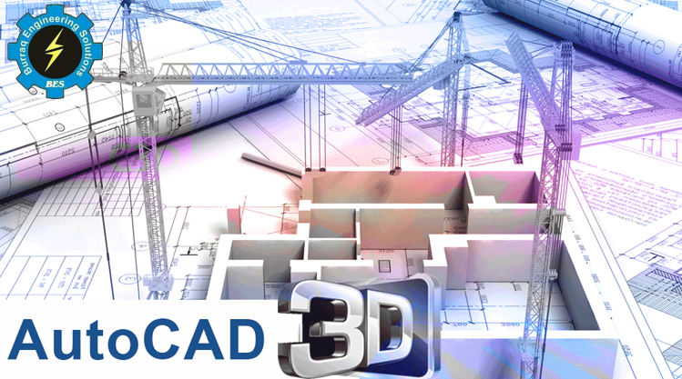 Autocad 2D & 3D Civil