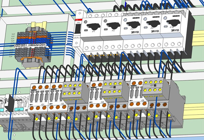 Electrical Panel Design Software